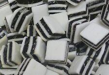 Taveners Black & White Liquorice Mints - 500g,1kg,3kg - Traditional Sweets