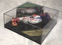 ONYX Heritage F1 Footwork Arrows - Takachiho Inoue - 1/43 Scale -