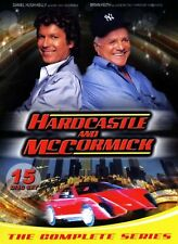 Hardcastle and McCormick: The Complete Series Seasons 1 2 3 DVD Boxed Set NEW!