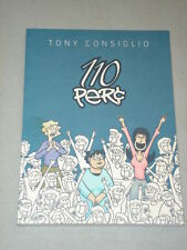 ONE HUNDRED & TEN 110 PERC TONY CONSIGLIO GRAPHIC NOVEL TOP SHELF 9781891830754