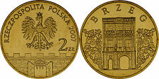 "Poland 2007 - 2 zlotych ""Towns in Poland Series - Brzeg"" UNC"