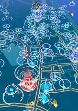 Pokemon Go 500 Random Catches + 500 Spins *KEEP ALL SHINY* (SEE DESCRIPTION)
