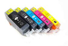 Compatible PGI-520BK / CLI-521 5-Set Ink Cartridges for Canon ip4700