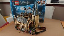 LEGO Harry Potter Hogwarts Great Hall 75954 complete with box and instructions