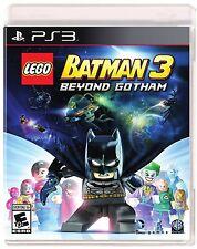 NEW LEGO Batman 3: Beyond Gotham (Sony Playstation 3, 2014)