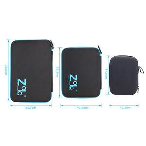 S/M/L Shockproof Travel Carry Storage Bag Case Fr GoPro Hero Camera 9 5 4 7 8 6