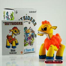 Baaa The Outsiders Vinyl Mini Series Kidrobot x Joe Ledbetter Brand New