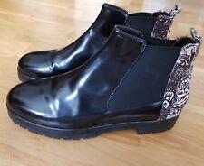 AGL Attilio Giusti Leombruni Stiefelette Boots Gr.42
