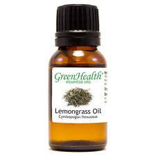 15 ml Lemongrass Essential Oil (100% Pure & Natural) - GreenHealth