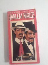 Harlem Nights (VHS, 1994) Movie