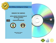 Beneath The Surface INTELLIGENCE PREPARATION OF THE BATTLESPACE COUNTERTERRORISM