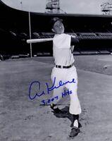 Al Kaline 8 x10 Autographed Signed Photo ( Tigers HOF ) REPRINT