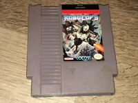 RoboCop 3 Nintendo Nes Cleaned & Tested Authentic