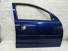 Opel Corsa C 5 Türig 59 KW Bj. 2005 Tür blau ultrablau Z21B