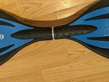RIPSTIK DLX Mini SKATEBOARD BLUE BLACK