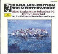 Bizet - Herbert v. Karajan – L'Arlésienne-Suiten Nr. 1 & 2 - Carmen-Suite Nr.1