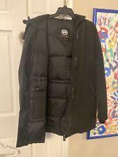 Canada Goose Women's Victoria Parka Jacket - Black - Size L