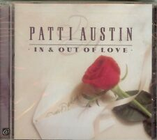 Patti Austin - In & Out of Love - CD - NEW