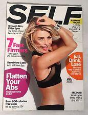 SELF Magazine March 2013 Julianne Hough