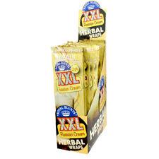 25pc Display - Royal Blunts XXL Herbal Wraps - Russian Cream