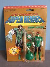 Toy Biz DC Super Heroes Green Lantern Figure on card