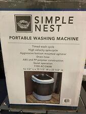 Simple Nest Portable Washing Machine