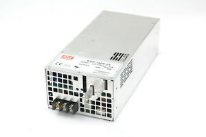 Mean Well RSP-1500-24 Switching +24V 63A Power Supply Unit