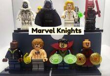 Custom set Marvel Knights