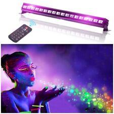 54W 18LED DMX UV Schwarzlicht Lichtleiste Wash Licht Bühnenbeleuchtung+Remote