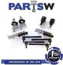 10 Pc Suspension Set Blazer S10 Sonoma Hombre 2Wd 96-05 1 Year Warranty