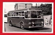 Bus Photo ~ East Kent FFN450: 1952 Park Royal Leyland Royal Tiger - L1: Ramsgate