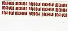 JUKEBOX   15  ROCK-OLA   ROCK OLA  1448  1454  1458  1464  DECALS