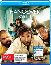 The Hangover : Part 2 (Blu-ray, 2011)