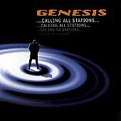 Genesis - Calling All Stations.cd near mint condition.
