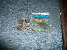 NOS 1994 - 1998 FORD MUSTANG GT SALEEN COBRA DOOR HINGE REPAIR BUSHINGS LOT 4x
