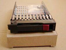 "HP 2.5"" 378343-001 SFF SATA SAS Drive Tray Caddy DL380 G6 BL460c ML350 G6 ML570"
