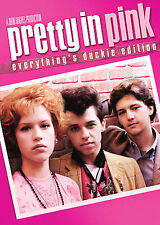 PRETTY IN PINK rare dvd JON CRYER Molly Ringwald ANDREW MCCARTHY James Spader 86
