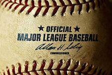 Rawlings Official Game Used Major League Baseball MLB