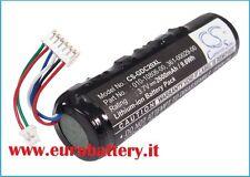 Batteria per GARMIN Dog Tracking Systems DC20 Astro System DC30 DC40 010-10806-0