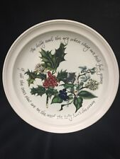 Portmeirion The Holly And The Ivy Dinner Plate **NEW**