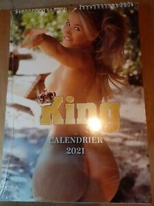 Calendrier Sexy 2021 King