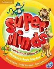 Super Minds American English Starter Student's Book with DVD-ROM by Herbert...