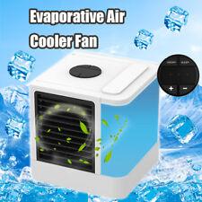 Portable Mini Air Conditioner Conditioning Unit Cooler Desk Fan USB Humidifier