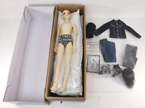 """Dollmore Adam Amos Original Wig Made in Korea BJD COA & Clothes Wig 1/3 24"""""""