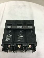 New Listingsiemens Q330 30 Amp 3 Pole Plug In Type Qp 240 Volt Tested Clean Ite Q330