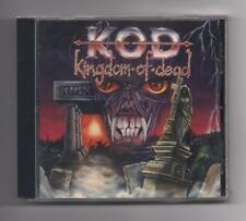 K.O.D. - Kingdom of death CD rare 1993 SEALED Thrash Metal