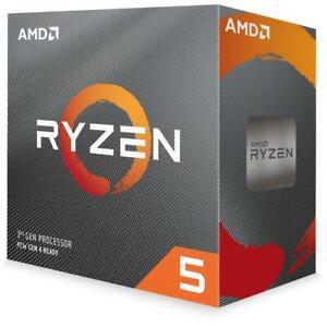 AMD AM4 Ryzen 5 7 9 3600 5800X 5600X 5900X 5950X 8 10 Core CPU Desktop Processor