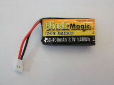 Black Magic Batteria Lipo Per Galaxy Visitor II 400mAh 3.7v 25C 1s