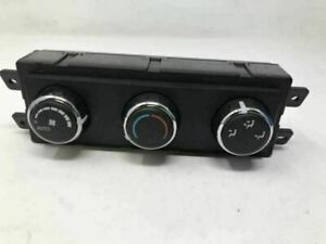2011-2012 Chrysler Town & Country AC Heater Climate Control Temperature J1A0425