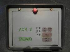 Westfalia Gea Abnahmeplatine für ACR 3 gebraucht altes Modell, Abnahmeautomatik